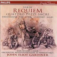 Verdi - Requiem; Quattro Pezzi Sacri CD 1