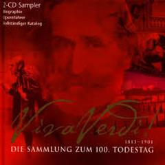 Viva Verdi 1813 - 1901 - 100th Anniversay Celebration CD 2