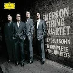 Mendelssohn - The Complete String Quartets CD 3