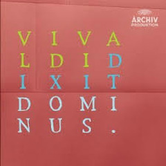 Vivaldi - Dixit Dominus (No. 2)