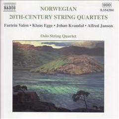 Norwegian 20th-Century String Quartets - Oslo String Quartet