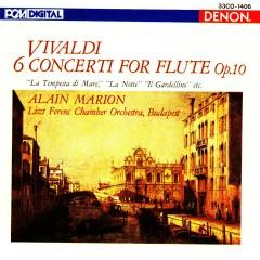Vivaldi - 6 Concerto for Flute, Op. 10 (No. 1)