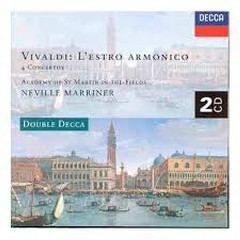 Vivaldi - L'Estro Armonico CD 1 (No. 1) - Sir Neville Marriner,Academy Of St Martin InThe Fields