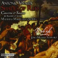Vivaldi - Shades Of Red (No. 1) - Jorg-Michael Schwarz,REBEL Baroque Ensemble