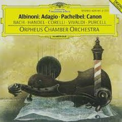 Albinoni - Adagio; Pachelbel - Canon - Orpheus Chamber Orchestra
