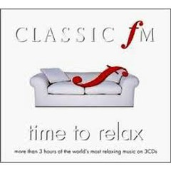 Classic FM - Time To Relax CD 3