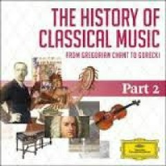 The History Of Classical Music Part 2 - From Haydn To Paganini CD 25