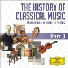 The History Of Classical Music - Part 3 - From Berlioz To Tchaikovsky CD 56