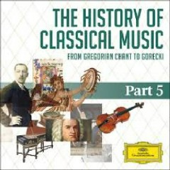 The History Of Classical Music Part 5 - From Sibelius To Górecki CD 95