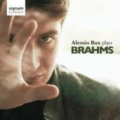 Alessio Bax Plays Brahms (No. 1)