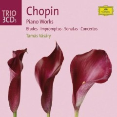 Chopin - Piano Works (Etudes, Impromptus, Sonatas, Concertos) CD 1 (No. 1)