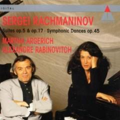 Rachmaninov - Suites Opp 5 &17; Symphonic Dances Op. 45