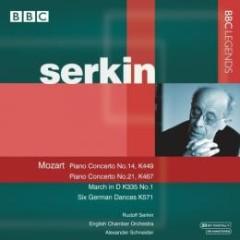 Mozart - Piano Concertos 14 & 21 - Rudolf Serkin