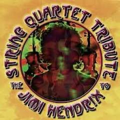 String Quartet Tribute To Jimi Hendrix