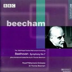 Beethoven - Symphony 7, Plus Encores & Speeches