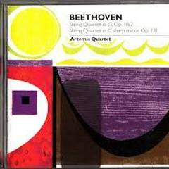 Beethoven Sring Quartets Op 18/2 & Op 131