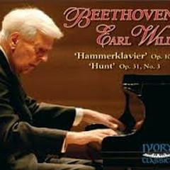 Beethoven - Piano Sonatas Nos. 18 & 29 - Earl Wild