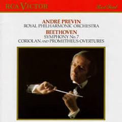 Beethoven - Symphony No. 7; Coriolan & Prometheus Overtures