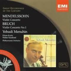 Mendelssohn - Violin Concerto; Bruch - Violin Concerto No. 1