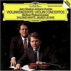 Jean Sibelius, Antonin Dvorak - Violinkonzerte, Violin Concertos - James Levine,Shlomo Mintz,Berliner Philharmoniker