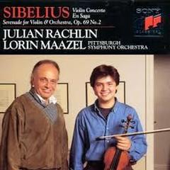 Sibelius - Violin Concerto - Lorin Maazel,Pittsburgh Symphony Orchestra