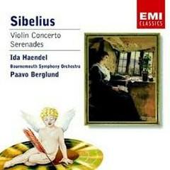 Sibelius - Violin Concerto Serenades - Ida Haendel,Paavo Berglund,Bournemouth Symphony Orchestra