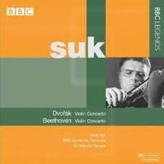Beethoven & Dvorak - Violin Concerto - Malcolm Sargent,Josef Suk,BBC Symphony Orchestra