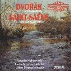 Dvorak - Cello Concerto In B Minor; Saint-Saens - Cello Concerto No. 1 In A Minor