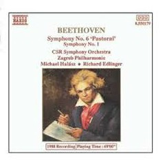 Beethoven - Symphony No. 6 (Pastoral) And Symphony No. 1