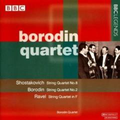 Quartet Plays Shostakovich, Borodin & Rebel