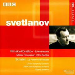 Rimsky Korsakov - Scherherazade; Scriabin - Le Poème de L'extase