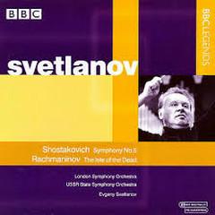 Shostakovich - Symphony No. 5; Rachmaninov - The Isle Of The Dead