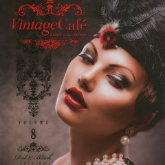 Vintage Cafe 8 - Red & Black CD 4 (No. 1)