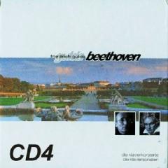 Beethoven - Complete Sonatas And Concertos CD 4