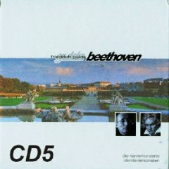 Beethoven - Complete Sonatas And Concertos CD 5