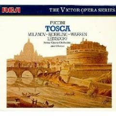 Puccini - Tosca CD 1