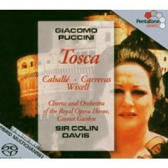 Puccini - Tosca CD 2 (No. 1) - Sir Colin Davis,Royal Opera House Orchestra