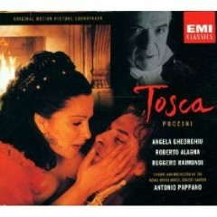 Puccini - Tosca CD 2 (No. 1) - Antonio Pappano,Royal Opera House Orchestra