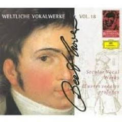 Complete Beethoven Edition Vol 18 - Secular Vocal Works CD 2 (No. 1)