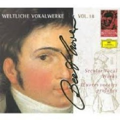 Complete Beethoven Edition Vol 18 - Secular Vocal Works CD 2 (No. 5)