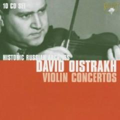 Historic Russian Archives - Violin Concertos CD 4 - David Oistrakh,Various Artists