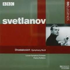 Shostakovich - Symphony No. 8 - Evgeny Svetlanov,London Symphony Orchestra