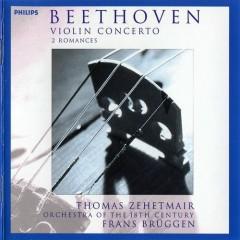Beethoven - Violin concerto & Romances