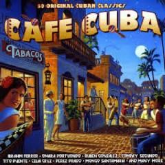 Cafe Cuba - 50 Original Cuban Classics CD 2 (No.1)