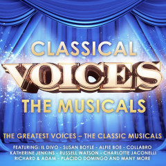 Classical Voices - The Musicals CD 1