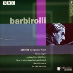 Mahler - Symphony No. 3 CD 2 - Sir John Barbirolli,Hallé Orchestra