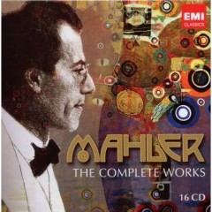 Mahler - The Complete Works CD 8