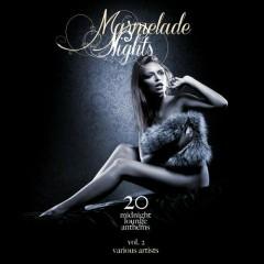 Marmelade Nights Vol 2 - 20 Midnight Lounge Anthems (No. 2)