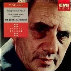 Mahler - Symphony #5 - Sir John Barbirolli,New Philharmonia Orchestra