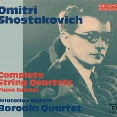 Dmitri Shostakovich - Complete String Quartet Disc 2